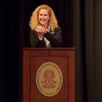 Conroy Scholar panel Ellen