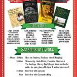 Untying Heritage Library Schedule